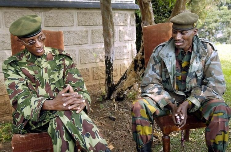 Laurent Nkunda Ex Congo warlord dies in Rwanda