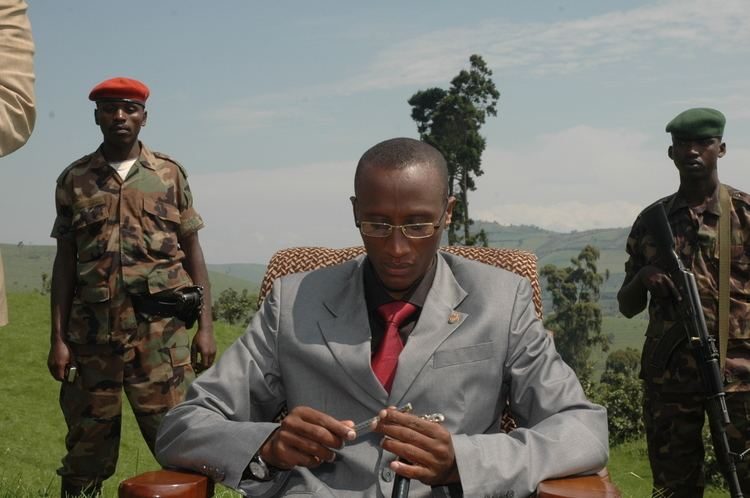 Laurent Nkunda The view of General Laurent NKUNDA as a philosophy than a simple