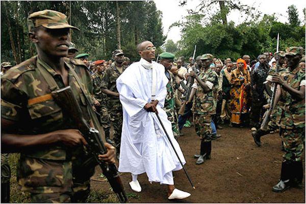 Laurent Nkunda WesternBacked Terrorism in the Congo Where is General Laurent