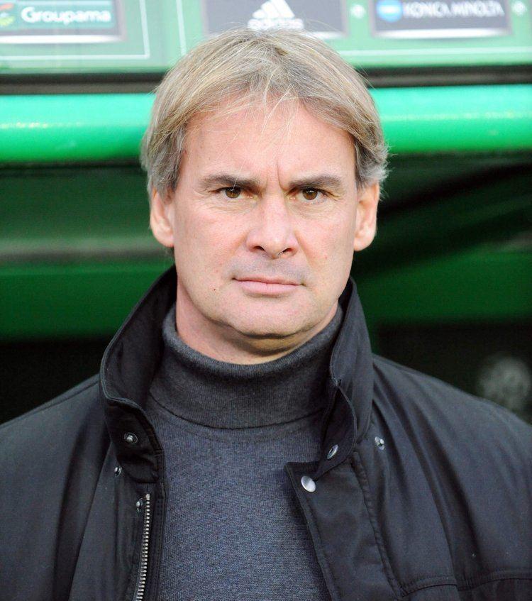 Laurent Roussey FC Sion Laurent Roussey annonce sa dmission