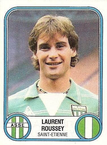 Laurent Roussey Laurent Roussey Photo de Saison 19821983 Association