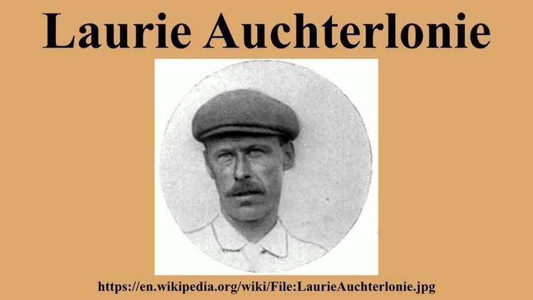 Laurie Auchterlonie