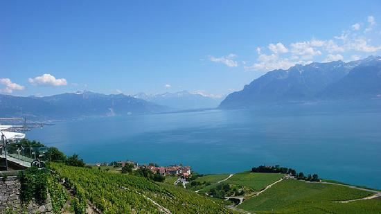Lausanne Beautiful Landscapes of Lausanne