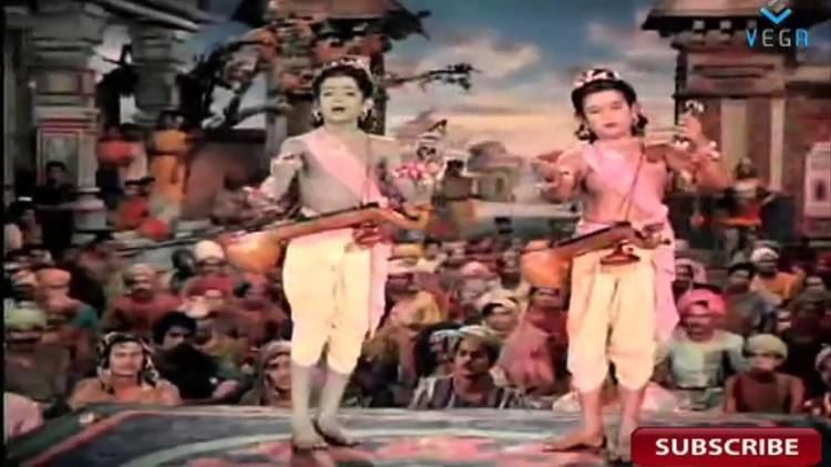 Lava Kusa Vinudu Vinudu Ramayana Gaatha Video Song Lava Kusa Telugu Movie