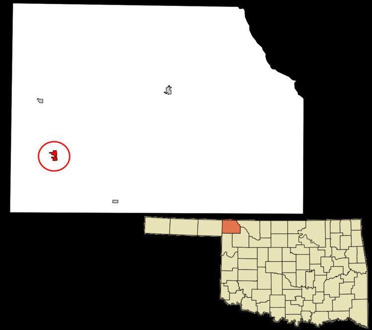Laverne, Oklahoma