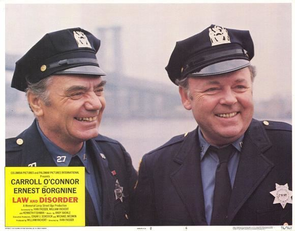 Law and Disorder (1974 film) Law and Disorder 1974 Scopophilia
