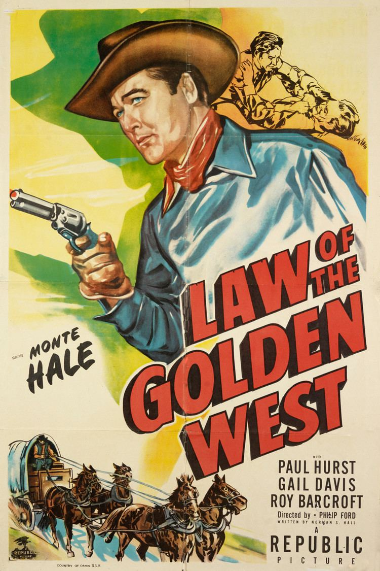 Law of the Golden West wwwgstaticcomtvthumbmovieposters45565p45565
