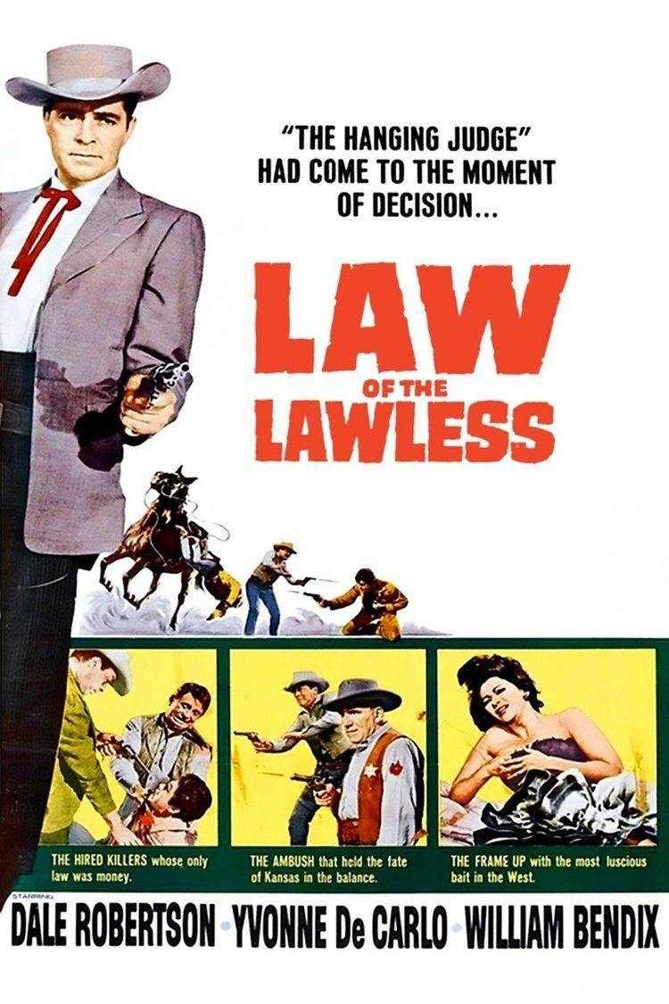 Law of the Lawless (1963 film) wwwgstaticcomtvthumbmovieposters38813p38813