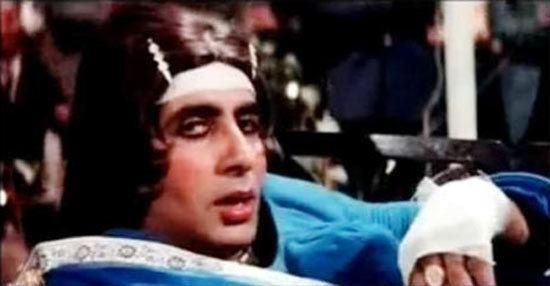 Lawaaris (1981 film) movie scenes