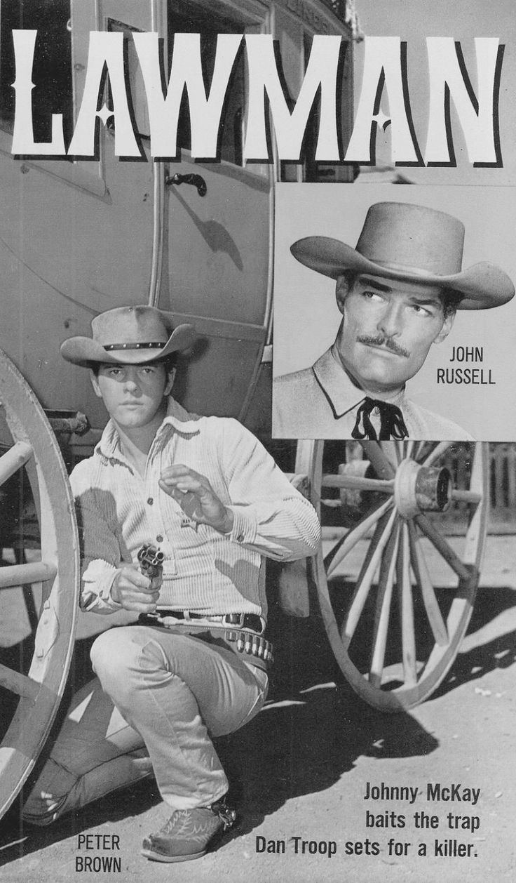 Lawman (TV series) 1000 images about Cowboys and Indians and early TV shows of days