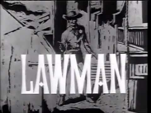Lawman (TV series) Lawman Opening Credits YouTube