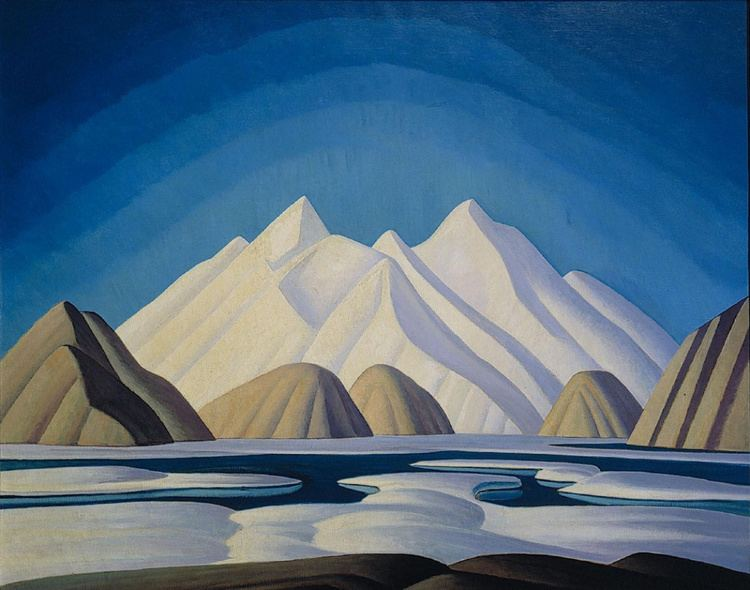 Lawren Harris Steve Martin to cocurate Lawren Harris art exhibition