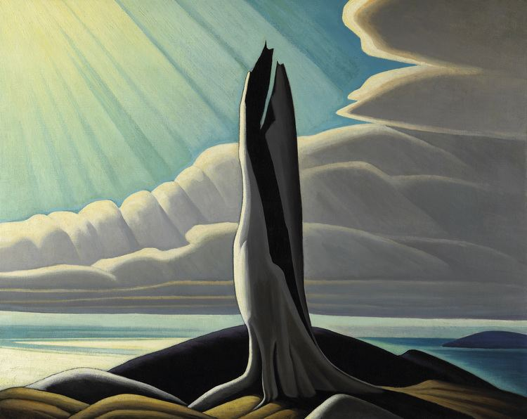 Lawren Harris The Idea of North The Paintings of Lawren Harris Hammer