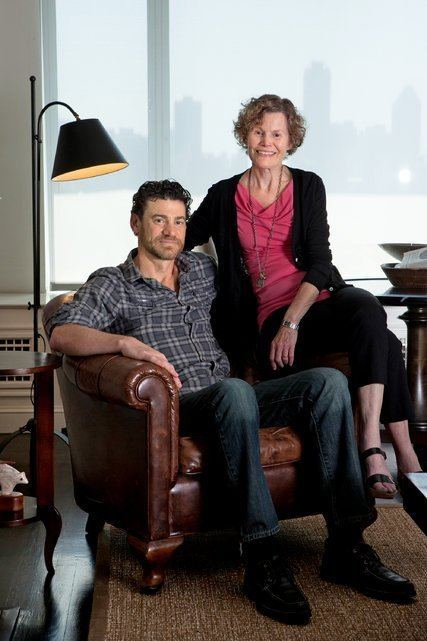 Lawrence Blume Judy Blume and Lawrence Blume Collaborate on 39Tiger Eyes