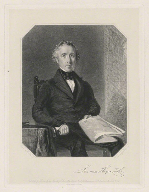 Lawrence Heyworth