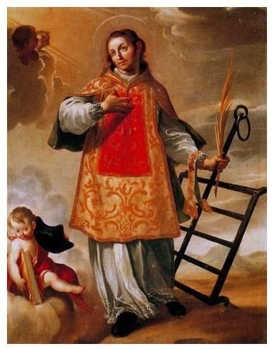 Lawrence of Rome Historical Badass of the Day Saint Lawrence This ain39t