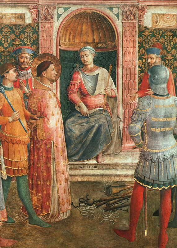 Lawrence of Rome Lawrence of Rome Wikipedia the free encyclopedia