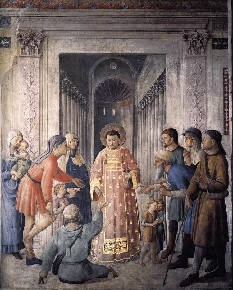 Lawrence of Rome a year of prayer 365 Rosaries August 10 Saint Lawrence