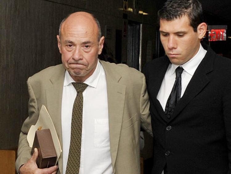 Lawrence Salander Celeb art dealer gets jail time for swindling De Niro McEnroe NY