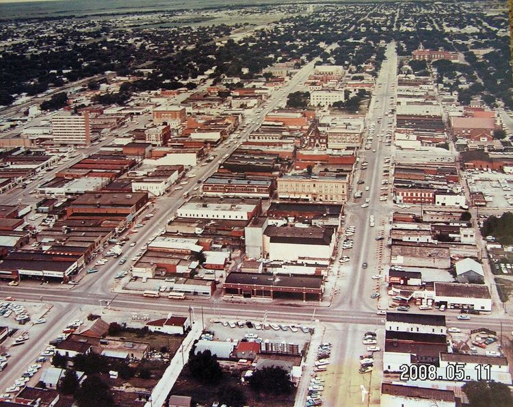 Lawton, Oklahoma in the past, History of Lawton, Oklahoma