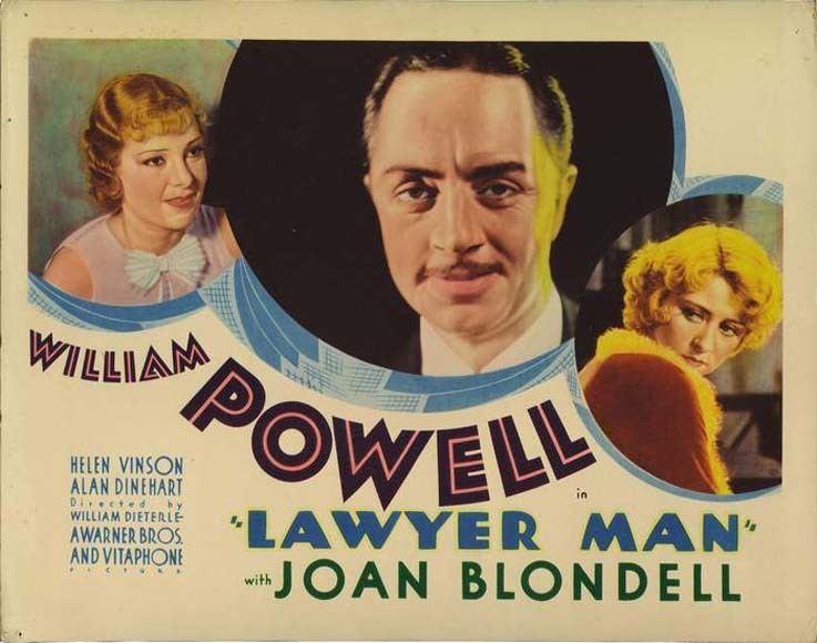 Lawyer Man Lawyer Man 1932