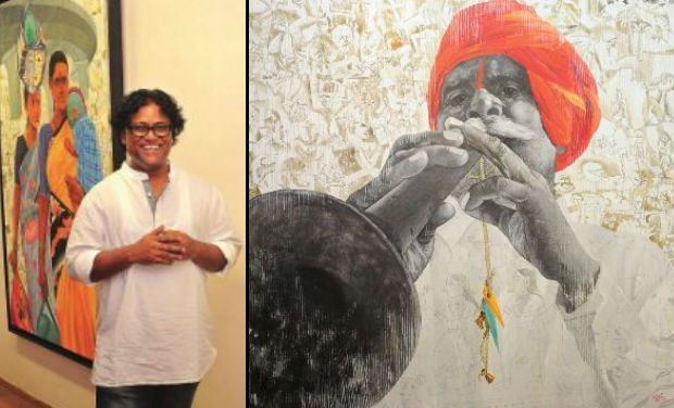 Laxman Aelay Top Five Artists from Andhra Pradesh and Telangana