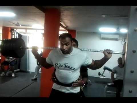 Laxman Reddy LAXMAN REDDY IN SWEATZONE GYM YouTube