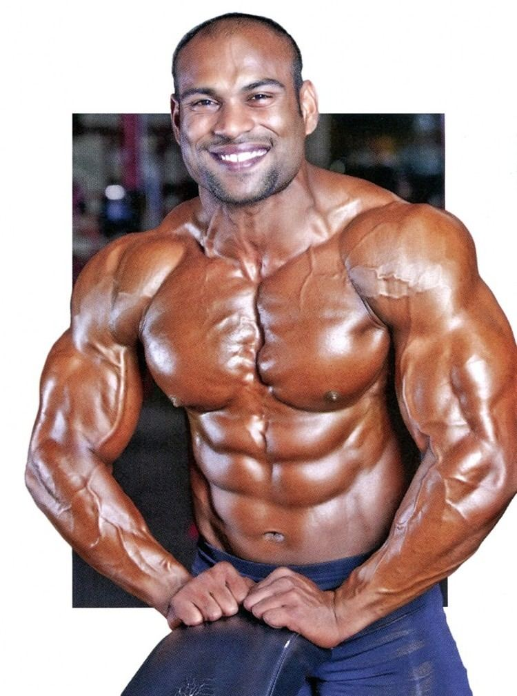Laxman Reddy Great Indian body builders Be Fit Today