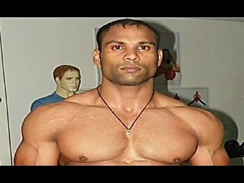 Laxman Reddy Mr World Lakshman Reddy Why GYM is important to stay FIT