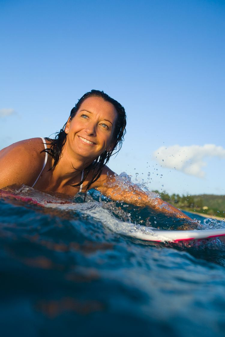 Layne Beachley SURF Layne Beachley takes us back to where it all began