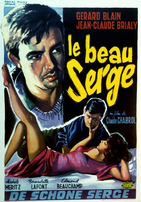 Le Beau Serge LE BEAU SERGE Beautiful Serge Claude Chabrol
