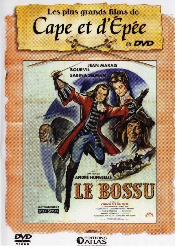 Le Bossu (1959 film) Le Bossu 1959 Editions Atlas Cin Sanctuary