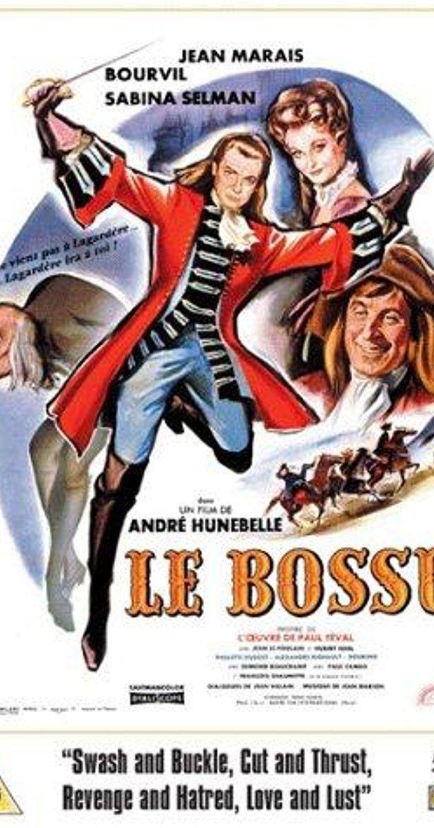 Le Bossu (1959 film) Le Bossu 1959 IMDb