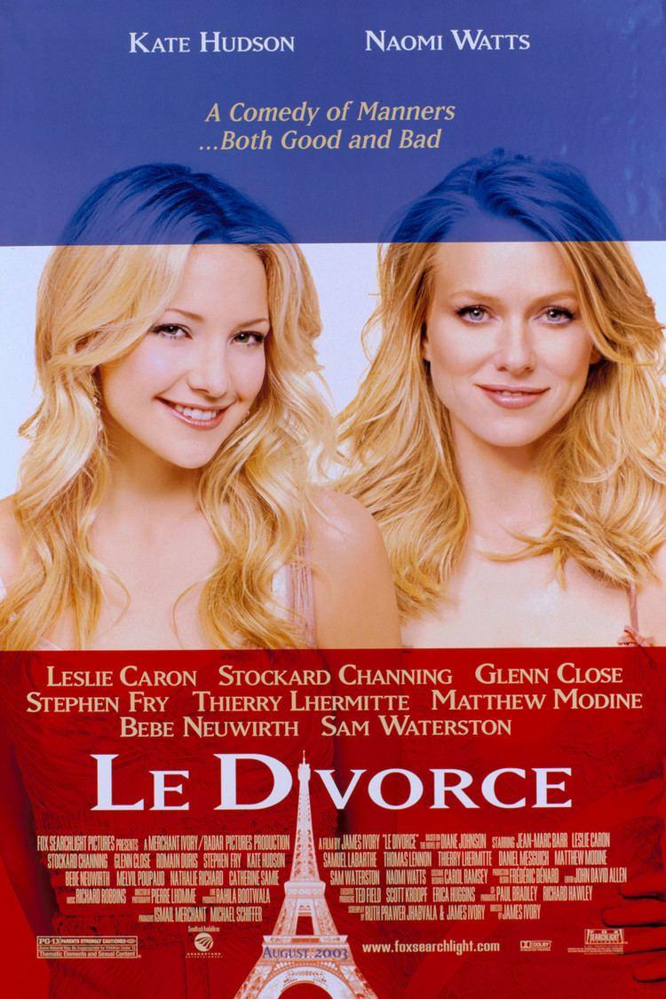 Le Divorce wwwgstaticcomtvthumbmovieposters32587p32587