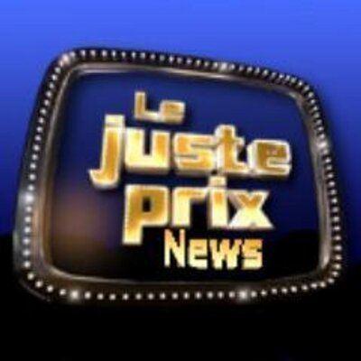 Le Juste Prix Le Juste Prix LeJustePrixNews Twitter