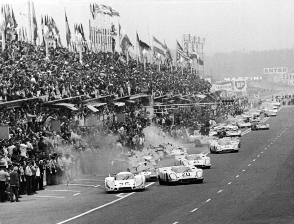 Le Mans in the past, History of Le Mans