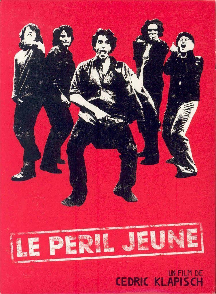 Le Péril jeune Avis sur le film Le Pril jeune 1995 La lutte des classes de