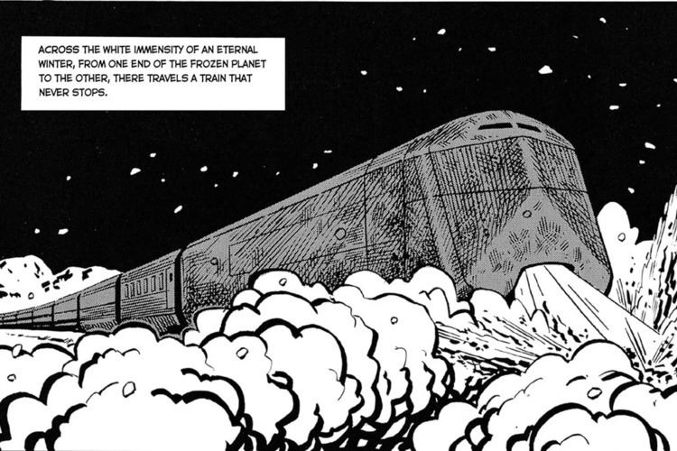 Le Transperceneige This French scifi epic took 30 years to translate and it was worth