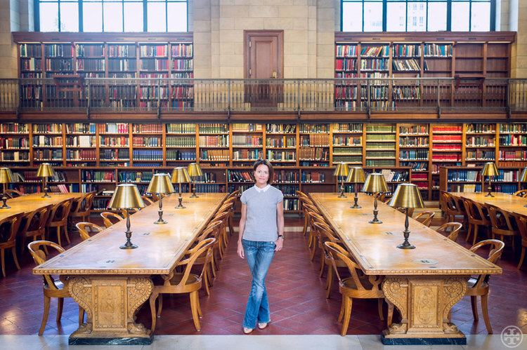 Lea Carpenter Author Lea Carpenter On The NYPL The Written Word Tory Daily