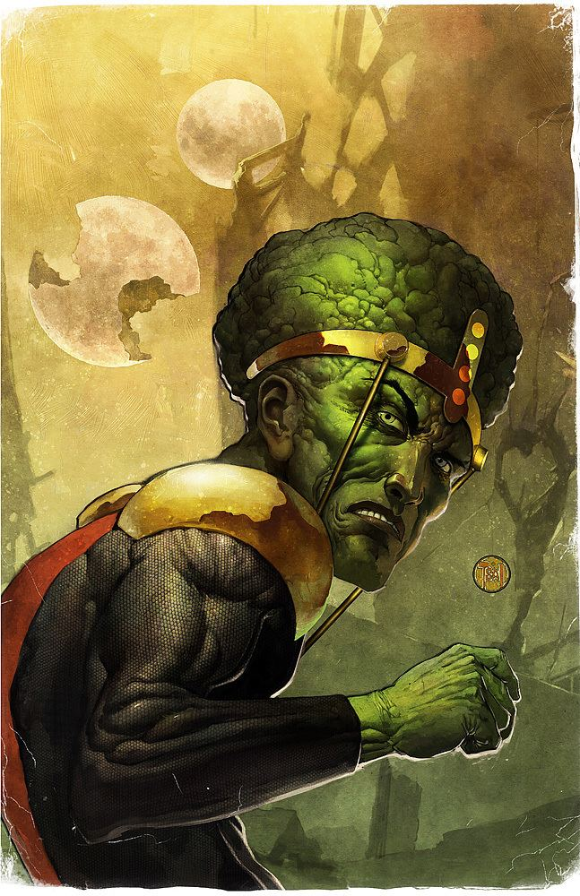 Leader (comics) Who is the Greatest comicbook Leader of all time Gen Discussion