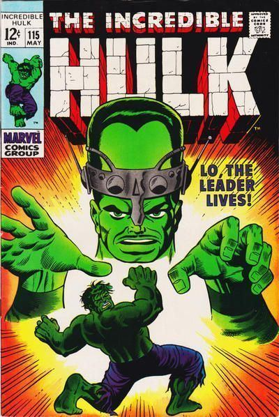 Leader (comics) The Leader outsmarts the Hulk While the gamma rays made Bruce