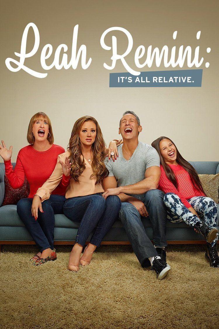 Leah Remini: It's All Relative wwwgstaticcomtvthumbtvbanners11718653p11718
