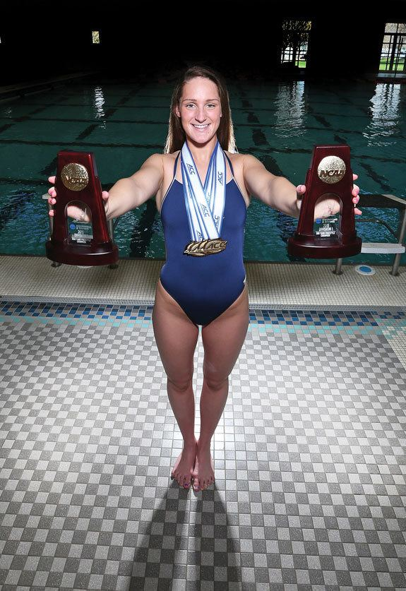 Leah Smith (swimmer) All in the Family VIRGINIA Magazine
