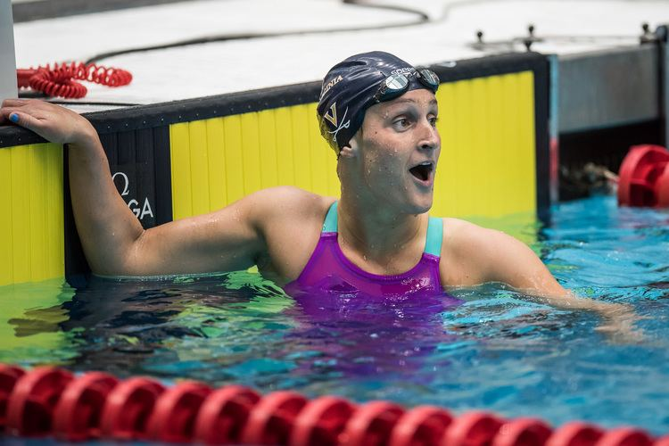 Leah Smith (swimmer) 5 Reasons to Cheer for Olympian Leah Smith in Rio