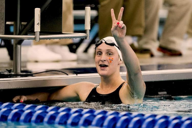 Leah Smith (swimmer) UVAs NCAA Champion Swimmer Leah Smith Qualifies for Olympics