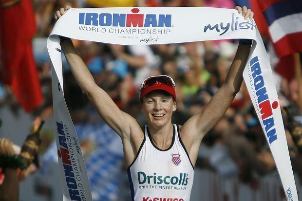Leanda Cave Ventum signs fourtime triathlon world champion Leanda Cave