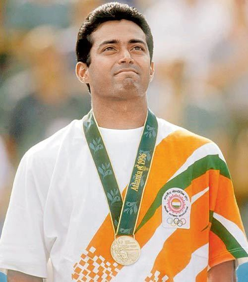 Leander Paes Leander Paes The Man The Times CAMPUSGHANTA