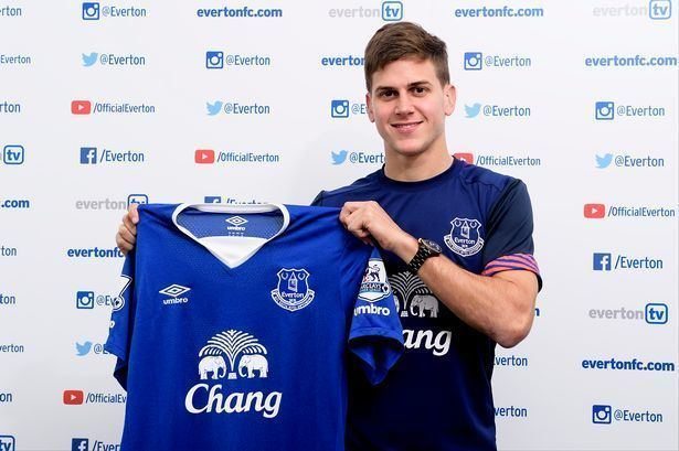 Leandro Rodríguez Everton complete signing of Leandro Rodriguez Liverpool Echo