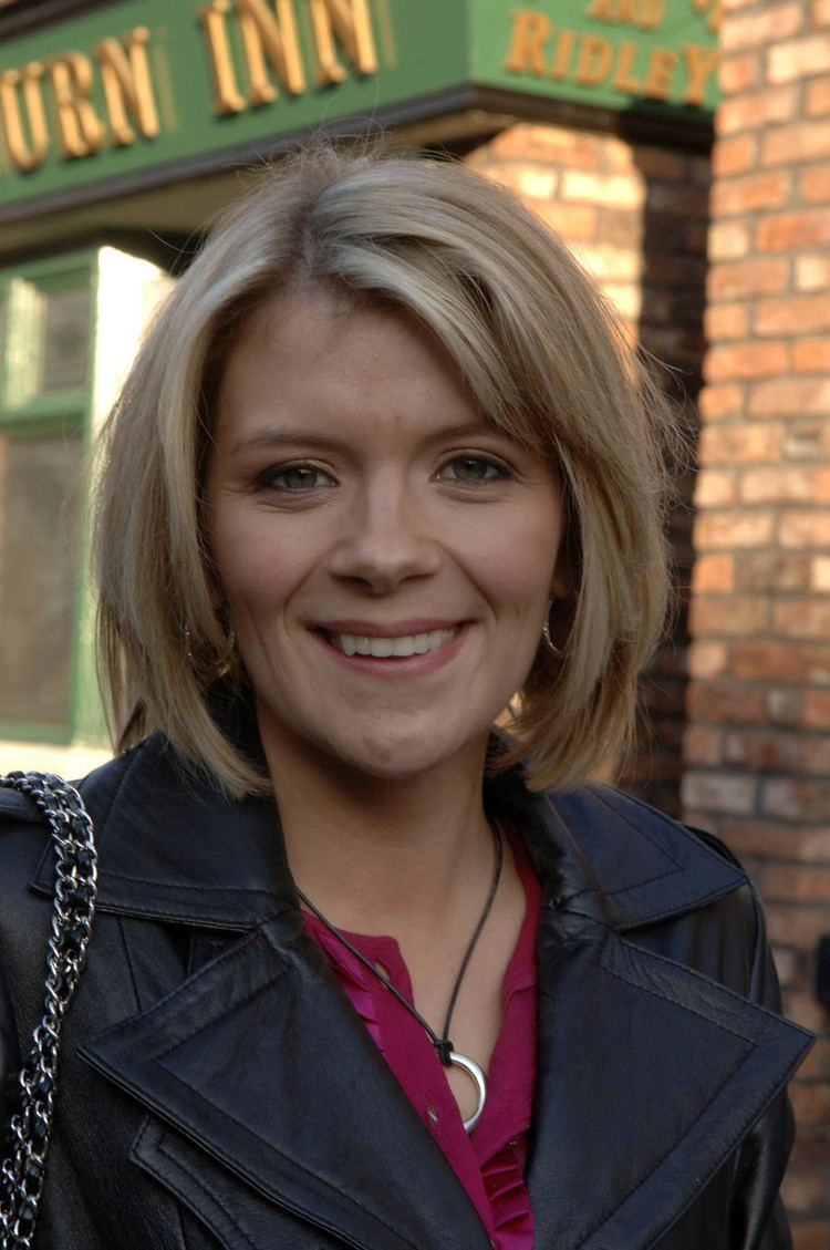 Leanne Battersby Is it game over for The Street39s Leanne News Coronation Street