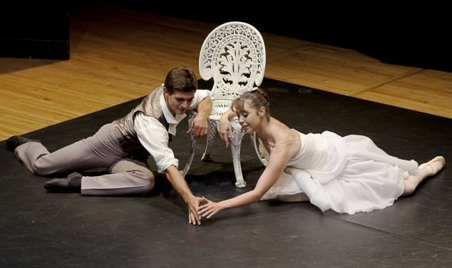 Leanne Cope The Nutcracker Bride Ballet dancers Leanne Cope marries Paul Kay